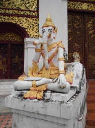 Temple Statue - Chiang Mai