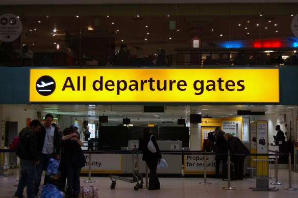 Grace airport