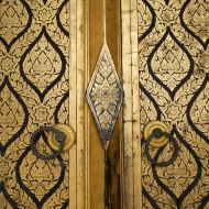 Door at Grand Palace, Bangkok