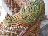 Chiang Mai Temple - Thapae Road