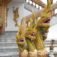 Chiang Mai Temple- Thapae Road