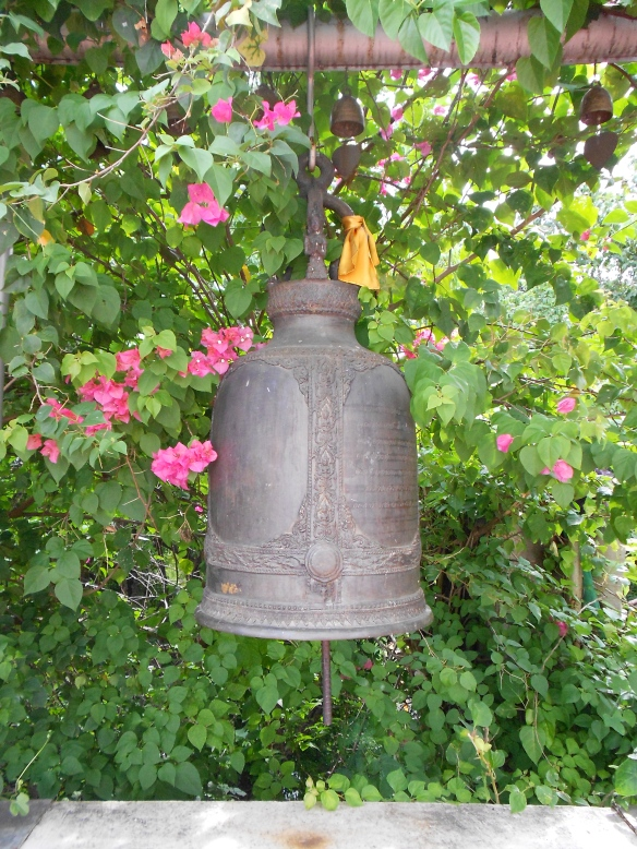 Bell at Golden Mount, Bangkok