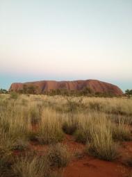 Uluru Sunrise, Australia