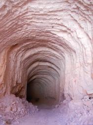 Opal Mine at Coober Pedy, Australia