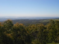 View of Adelaide, Australia