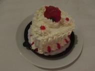 Birthday Cake at Borobudur