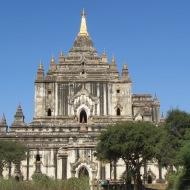 Thatbyinnyou Phaya, Baga, Burma