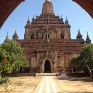 Sulamani, Bagan, Burma