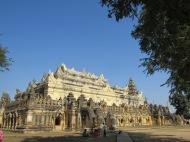 Mahar Aungmye Monastery, Mandalay, Burma