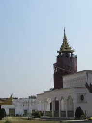 Royal Palace, Mandalay, Burma
