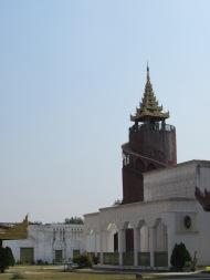 Royal Palace, Mandalay, Burma