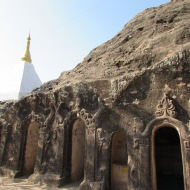 Hpo Win Daung Caves, Monywa, Burma
