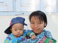 My guide at Hpo Win Daung Caves, Monywa, Burma