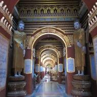 Mohnyin Thambuddhei Paya, Monywa, Burma