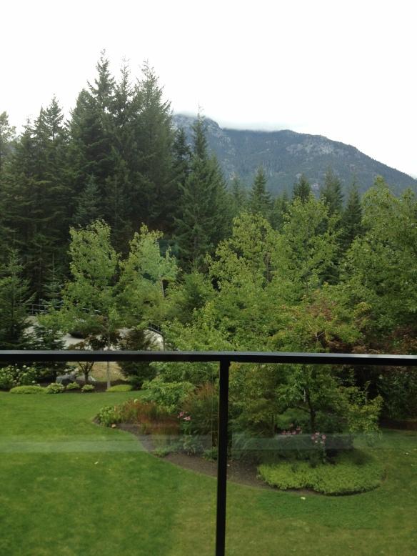 Garden View, Whistler, Canada