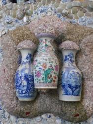 Detail, China House, Tianjin, China