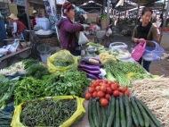 Xizhou Market, China