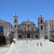 Cathedral Square, Havana
