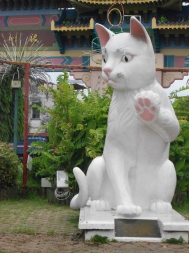 Kuching Cat, Sarawak