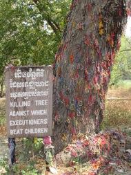 The Killing Tree, Killing Fields, Phnom Penh, Cambodia