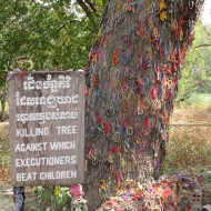 The Killing Tree, Killing Fields, Phnom Penh, Cambodia