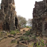 Banan Temple, Battambang, Cambodia
