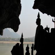 Pak Ou Caves, Luang Prabang, Lao