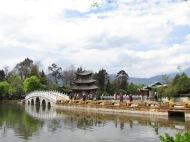 Black Dragon Pond Park, Lijiang, China