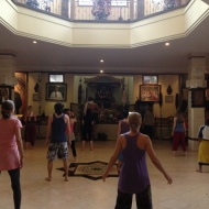Shaking Ashram, Bali