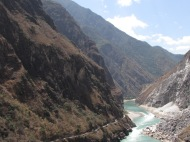 Upper Tiger Leaping Gorge