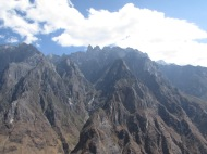 Toilet View, Tiger Leaping Gorge