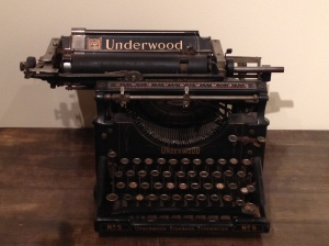 Margaret Mitchell's Typewriter, Atlanta