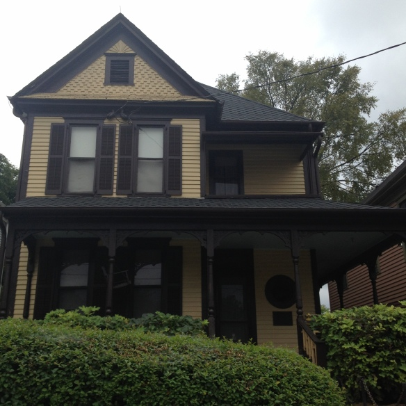 Martin Luther King's Home, Atlanta