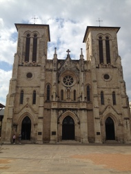 San Antonio Cathedral, San Antonio