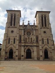San Antonio Cathedral, San Antonio