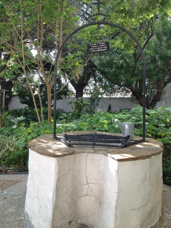 Spanish Governor's Palace Gardens, San Antonio