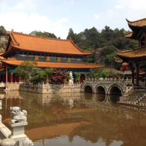 Yuantong Temple, Kunming, China