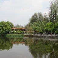 Green Lake, Kunming, China